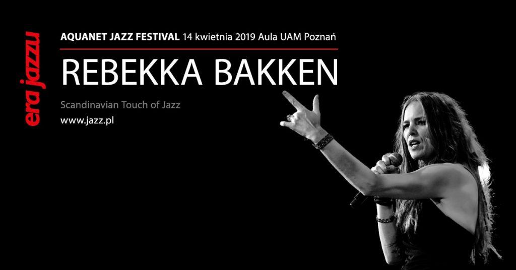 REBEKKA BAKKEN - Scandinavian Touch of Jazz